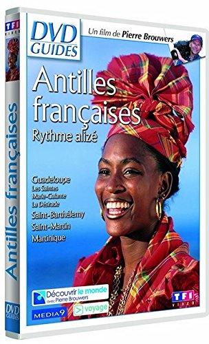 Antilles françaises - Rythme alizé [Francia] [DVD]