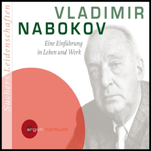 Vladimir Nabokov. Eine Einführung in Leben und Werk Titelbild
