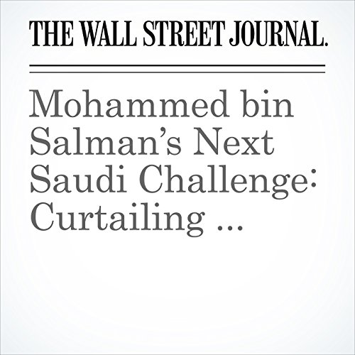 Mohammed bin Salman's Next Saudi Challenge: Curtailing Ultraconservative Islam copertina