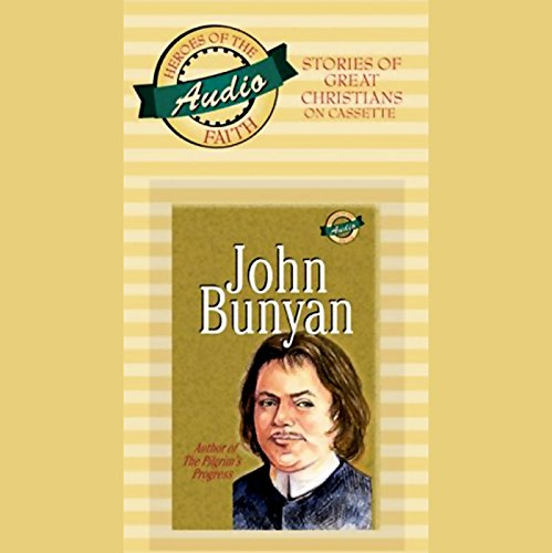 John Bunyan cover art