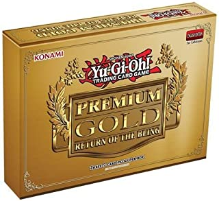 Yu-Gi-Oh! Cards Return of The Bling Collection Box