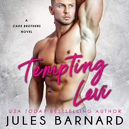 Tempting Levi audiobook cover art