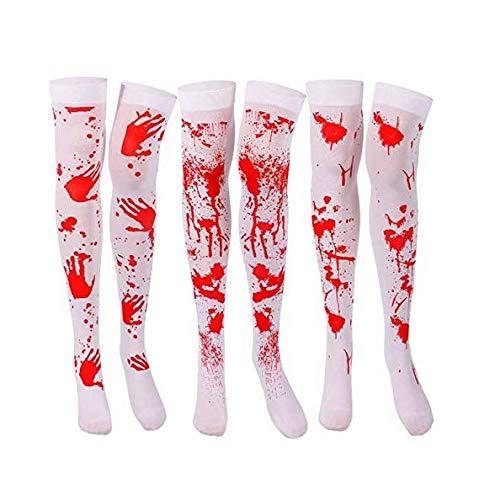 Frmarche - 1 calcetn para Halloween, 70 cm, estilo aleatorio