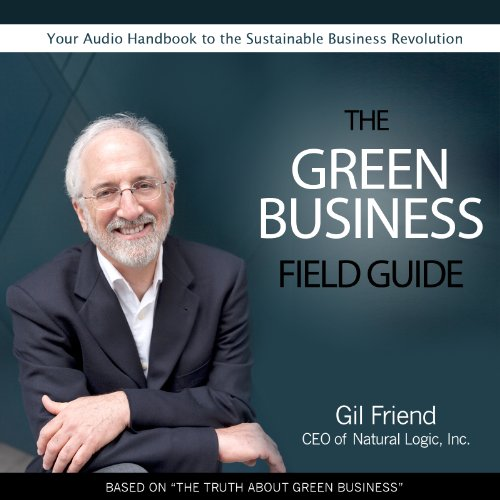 『The Green Business Field Guide』のカバーアート