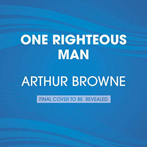 One Righteous Man audiobook cover art