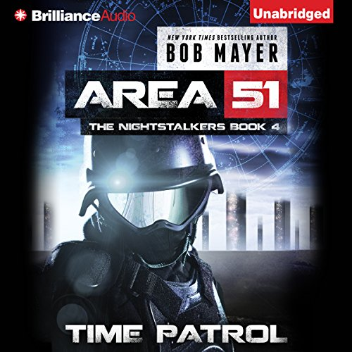 Time Patrol cover art