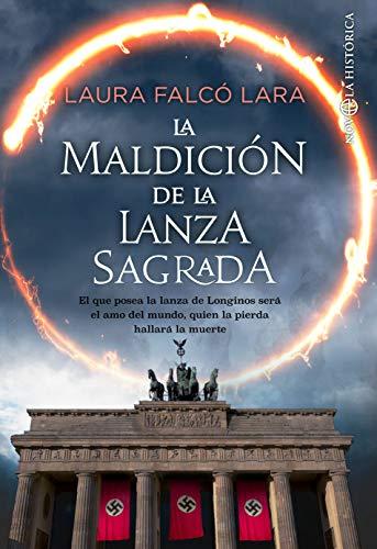 La maldición de la lanza sagrada – Laura Falcó Lara      51mAJBLc3oL