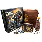 CultureFly The Legend of Zelda: Breath of The Wild Collector's Box   Includes 7 Exclusive Items