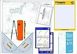 Il Frangente STR 03 Completo di Carteggio Nautico per Patente Nautica