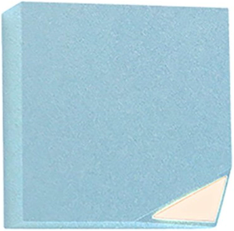 &Wohnzimmer Flur Schlafzimmer Wandleuchte Korridor Ecke Licht, Led Einfache Schlafzimmer Nachttisch Lampe Kreative Eisen Wand Lampe Treppen Wandleuchten, Farbe &Kabellose Wandleuchte (Farbe   Blau)