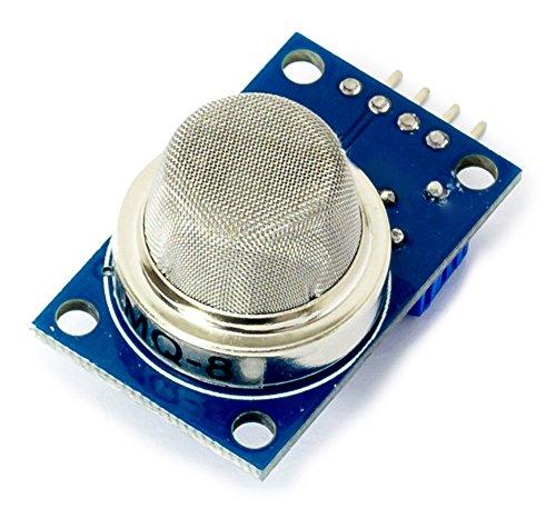 MissBirdler Hydrogen Wasserstoff Sensor MQ 8 MQ8 Modul fur Arduino Raspberry Pi