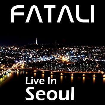 Fatali Live In Seoul