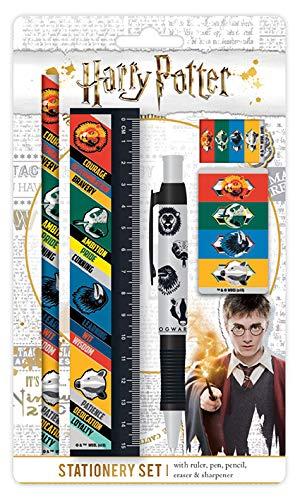 Harry Potter Schreibwaren Set (5 Stück)