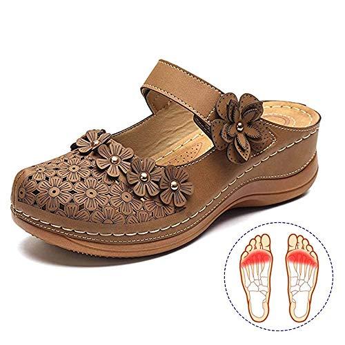 CCCS Bunion Splint,Damen Big Toe Hallux Valgus Unterstützung Plattform Sandale Schuhe Für Die Behandlung