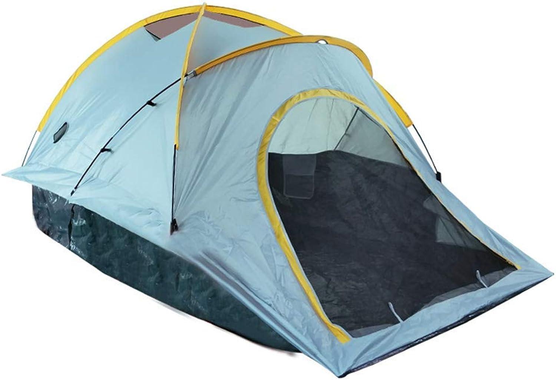 HWENK 2 Personen LKW Zelt für Camping, im freien wasserdichte Kurze Bett Falten Winddicht Pickup LKW für Angeln wandern hhlenforschung Picknick Reisen, 315  180  170 cm