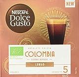 NESCAFÉ Dolce Gusto Cápsulas de Café Origen Colombia, 3 Paquetes de 12 Cápsulas - Total: 36 Cápsulas