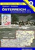 Wassersport-Wanderkarte / Kanu-und Rudersportgewässer: Wassersport-Wanderkarte / Österreich: Kanu-und Rudersportgewässer / mit Donau von Passau bis Bratislava