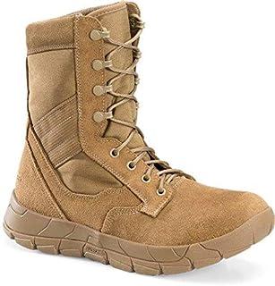 Corcoran CV1600 8 Inch Tactical Boots - Coyote - Men`s OCP Boots