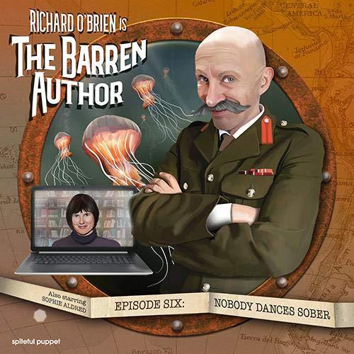 The Barren Author: Series 1 - Episode 6 cover art