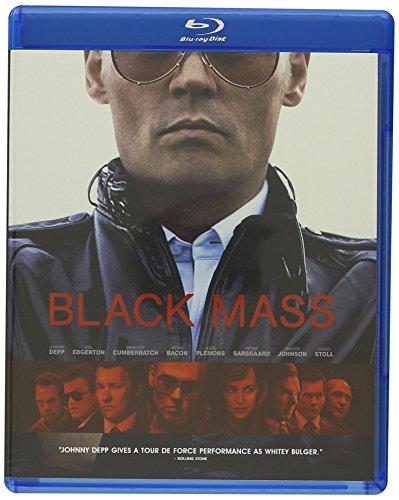 Black Mass (Blu-ray+ DVD + UV)