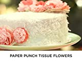 Clip: How to Create Paper Punch Tissue Flowers