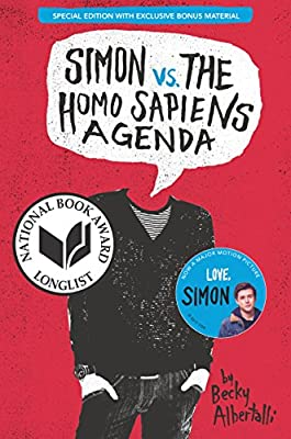 Simon vs. the Homo Sapiens Agenda Special Edition by Balzer + Bray