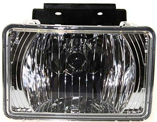 05 colorado front oem fog light - 1