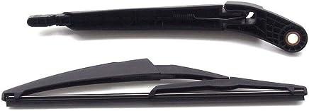 RoadRoma 11.25 Kit de limpiaparabrisas + Cuchilla Trasera para Peugeot 407 Sw Estate 2004 en