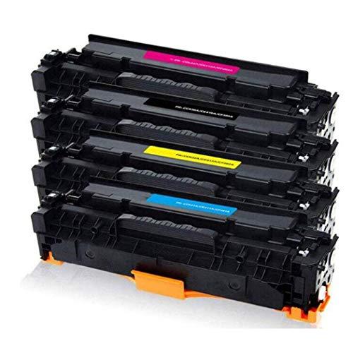 Cartucho de tóner Brother Brother TN213 compatible para impresoras Brother HL-L3210CW / L3230CDW / L3710CDW / L3270CDW; DPC-L3510CDW / L3550CDW; MFC-L3710CW / 3730CDW / L3750CDW / L3770CDW-4colors