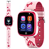 Etpark Kids Smart Watch, Kids Smartwatch Digital Camera Watch Supports Phone Call, Games, Music Player, Alarm with IP53 1.54inch Touch TFT for Boys Girls Birthday Electronic Gift