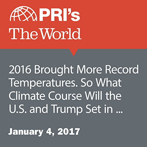 2016 Brought More Record Temperatures. So What Climate Course Will the U.S. and Trump Set in 2017? audiobook cover art