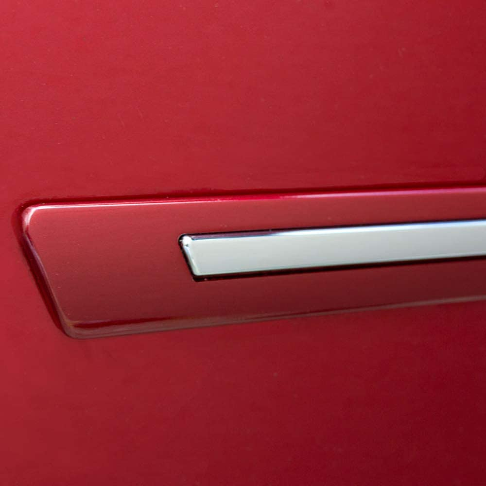 Ram 2500 3500 PSC//JSC Billet Dawn Enterprises CF-RAM19-2500-CC Chromeline Body Side Molding Compatible with Dodge Ram