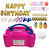 Best Balloon Set With Pumps - Balloon Pump,ISTOYALL 215 PCS Electric Balloon Pump Kit,Balloon Review