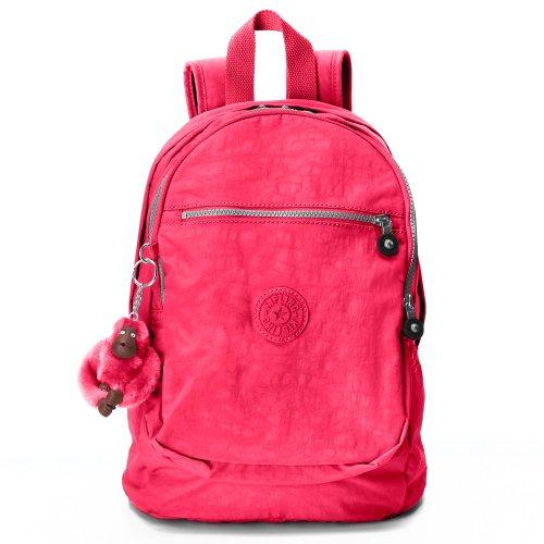 Kipling Challenger II Backpack, Vibrant Pink, One Size