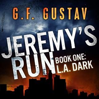 Jeremy's Run audiobook cover art