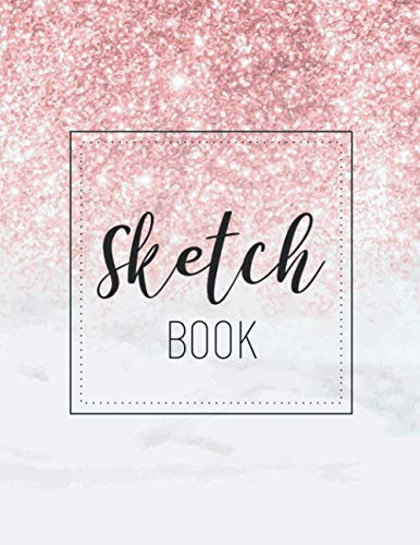 Sketch Book: Notebook for Drawing, Writing,Painting, Sketching or Doodling|Sketch Pad Marble Background Cover|Doodling Pad Abstract Cover|Drawing Pad ... Book Premium Beautiful Marble Cover