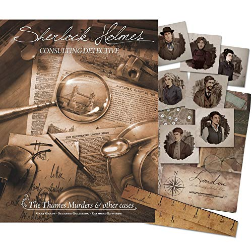 Sherlock Holmes Consulting Detective: The Thames...