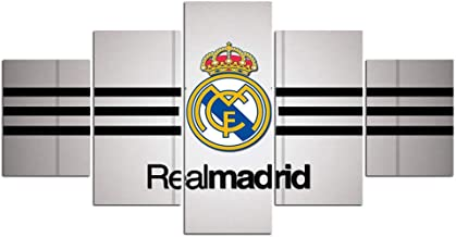 real madrid picture frame