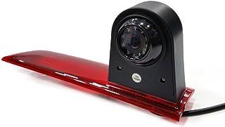 Sponsored Ad - Misayaee Car Third Roof top Mount Brake lamp Camera Brake Light Rear View Backup Camera for Transporter For...