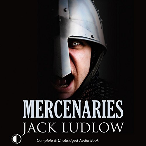 Mercenaries audiobook cover art
