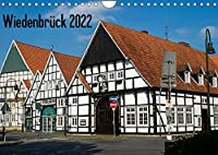 Wiedenbrueck 2022 (Wandkalender 2022 DIN A4 quer): Eindruecke aus Wiedenbrueck (Stadtteil Rheda-Wiedenbrueck) (Monatskalender, 14 Seiten )