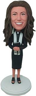Sacerdote femminile Pastore femminile Ministro femminile Reverendo femminile Rev femminile Matrimonio femminile Regalo per...
