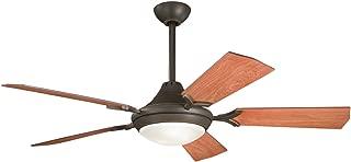Kichler  300019OZ Bellamy 54-Inch Ceiling Fan, Olde Bronze