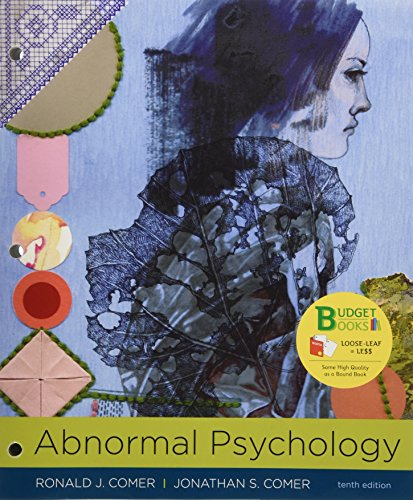 Loose-Leaf Version of Abnormal Psychology & Launchpad for Abnormal Psychology (Six-Month Access)