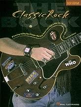 The Classic Rock Book (Book (Hal Leonard))
