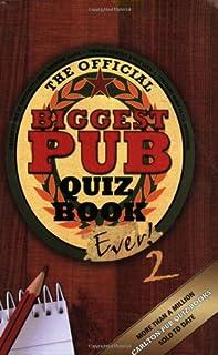 The Biggest Pub Quiz Book Ever! 2