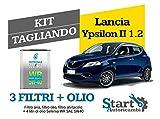 Kit Tagliando Olio Selenia + Filtri Tecneco codice LA188S