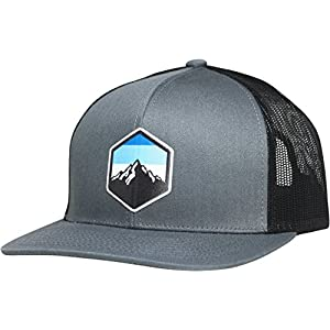 LINDO Trucker Hat – Mountain Sky