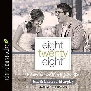 Eight Twenty Eight audiobook cover art