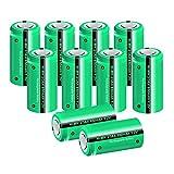 Batería recargable NI-MH 2/3AA 650mAh 1,2 V batería plana en...